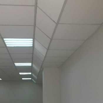 Потолок Армстронг в офисном помещении